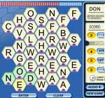 Letters Word Game